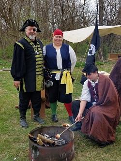Pirates and ruffians