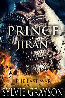 Prince of Jiran Sci-fic Fantasy by Sylvie Grayson www.sorchiadubois.com