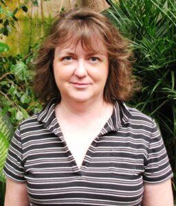 Author Kim McMahill