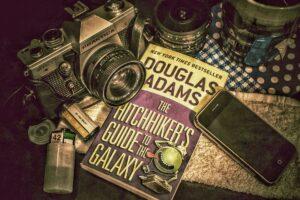 Douglas Adams-Long Dark Teatime of the Soul in Sorchia's Universe